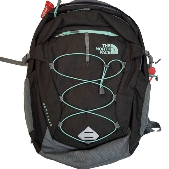 dde5f0023 The North Face Womens Borealis Backpack Zinc Surf Boutique